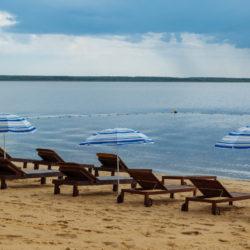 Пляж Коприно